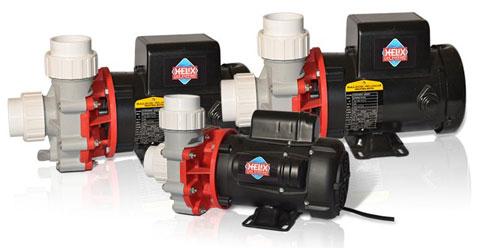 External pump