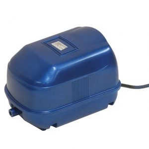 Economy air pumps the pond digger for Simple pond pump