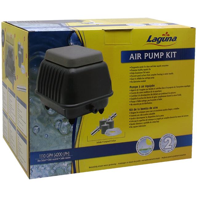 Laguna Air Pump Kits The Pond Digger