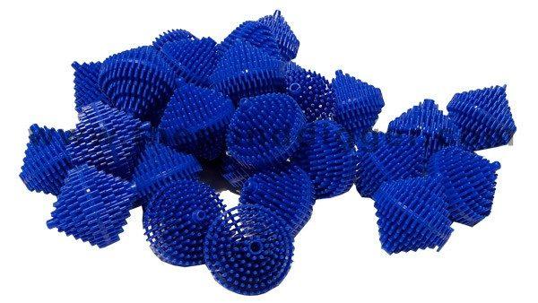 Bio balls biological filter media the pond digger for Pond bio balls cleaning