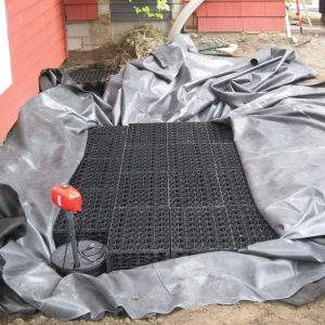 EasyPro 500 Gallon Rainwater Containment System