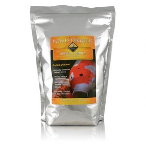 Growth Formula Koi and Goldfish Food