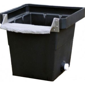 Medium aquafalls waterfall filter the pond digger for Easy clean pond filter