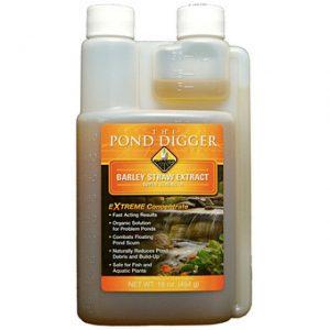 The Pond Digger Liquid Barley Straw Extract 16 oz