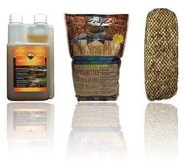 Liquid Barley Extract Promotes Pristine Water