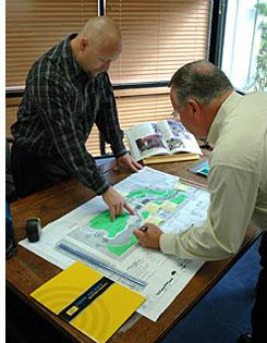 Pond Design Consultation