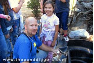 Ponds for Schools creates ponds for kids!