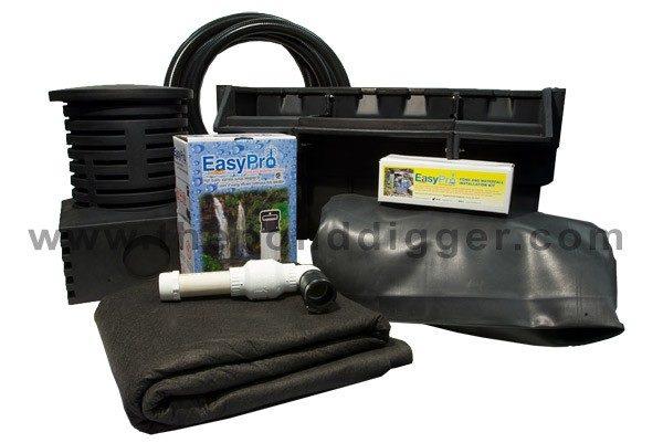 11-foot EasyPro Pro-Series Waterfall Kit