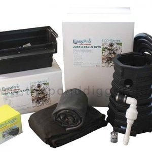 12-foot EasyPro Eco-Series Waterfall Kit