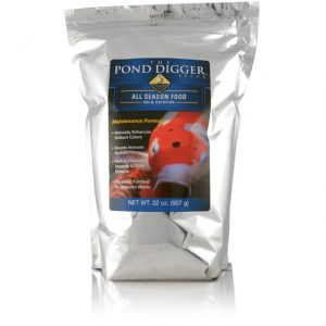 The Pond Digger Fish Food