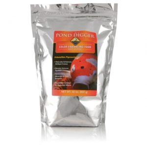 Color Enhancing Koi and Goldfish Food