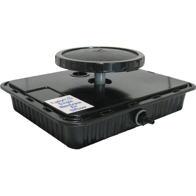 Easypro membrane air diffusers with base the pond digger - Membrane opt air ...