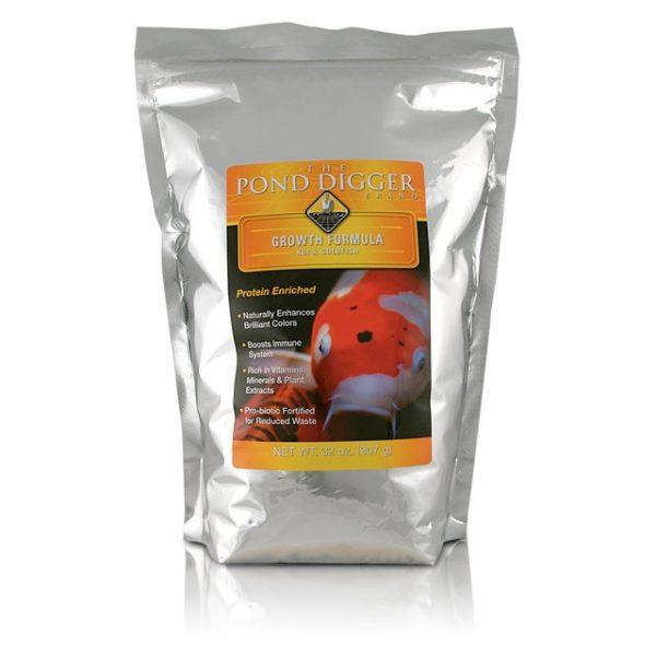 Growth Formula Koi and Goldfish Food