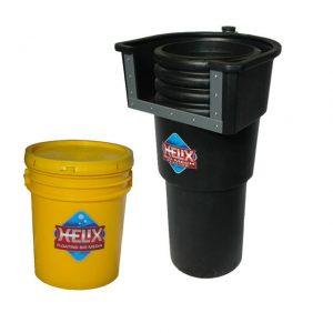 Helix Small Bio-Mechanical Reactor