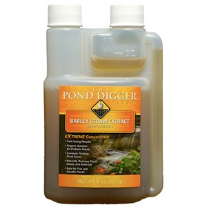 The Pond Digger Liquid Barley Straw Extract 8 oz