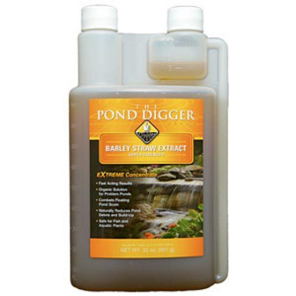 The Pond Digger Liquid Barley Straw Extract 32 oz
