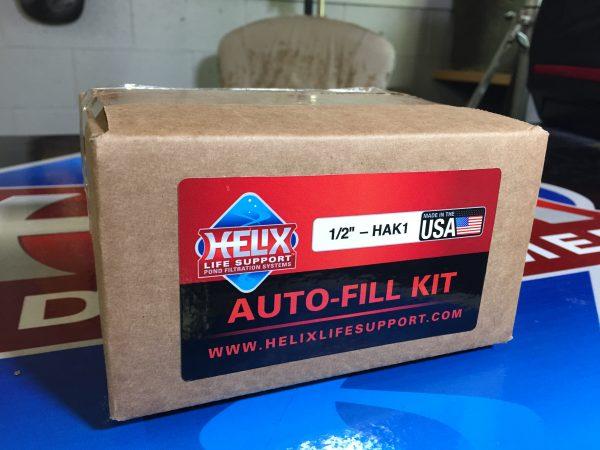 Helix Autofill to half line 3