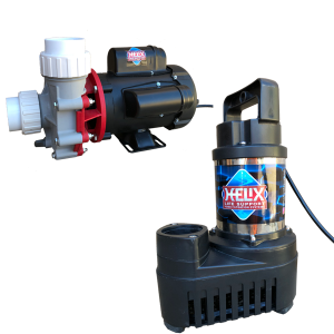 Helix Life Support Pumps
